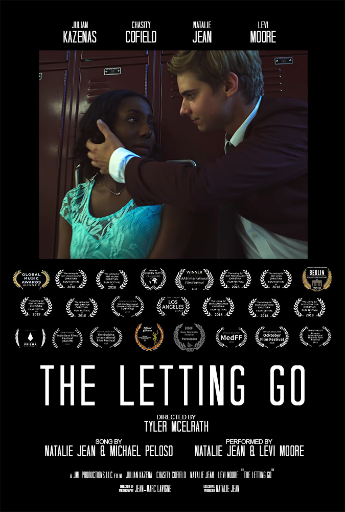The Letting Go - Music Video Poster